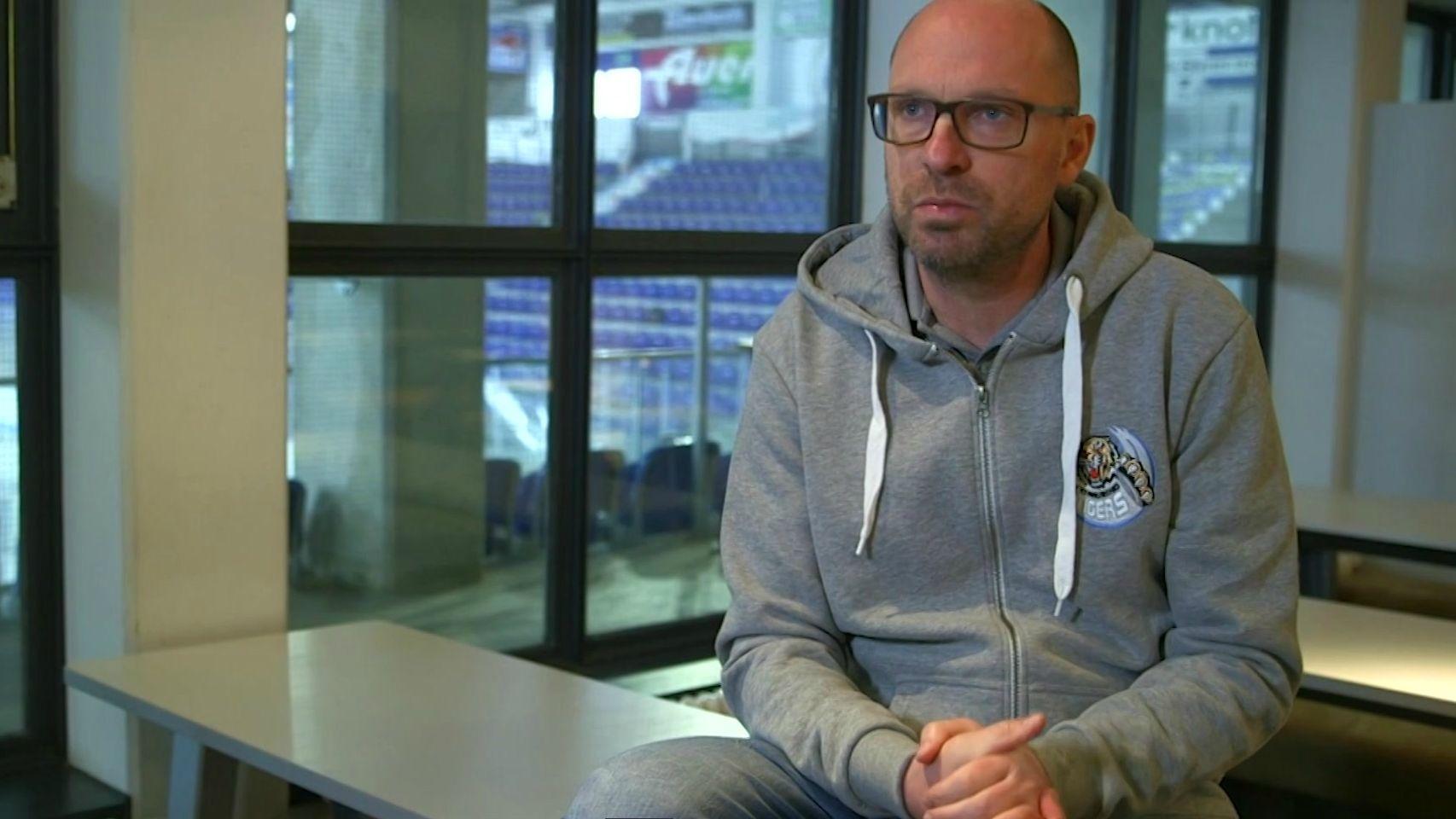 Jason Dunham, Sportliche Leiter der Straubing Tigers