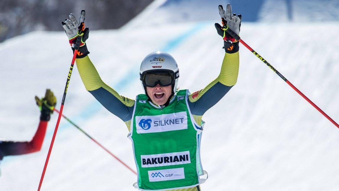 Skicrosser Florian Wilmsmann