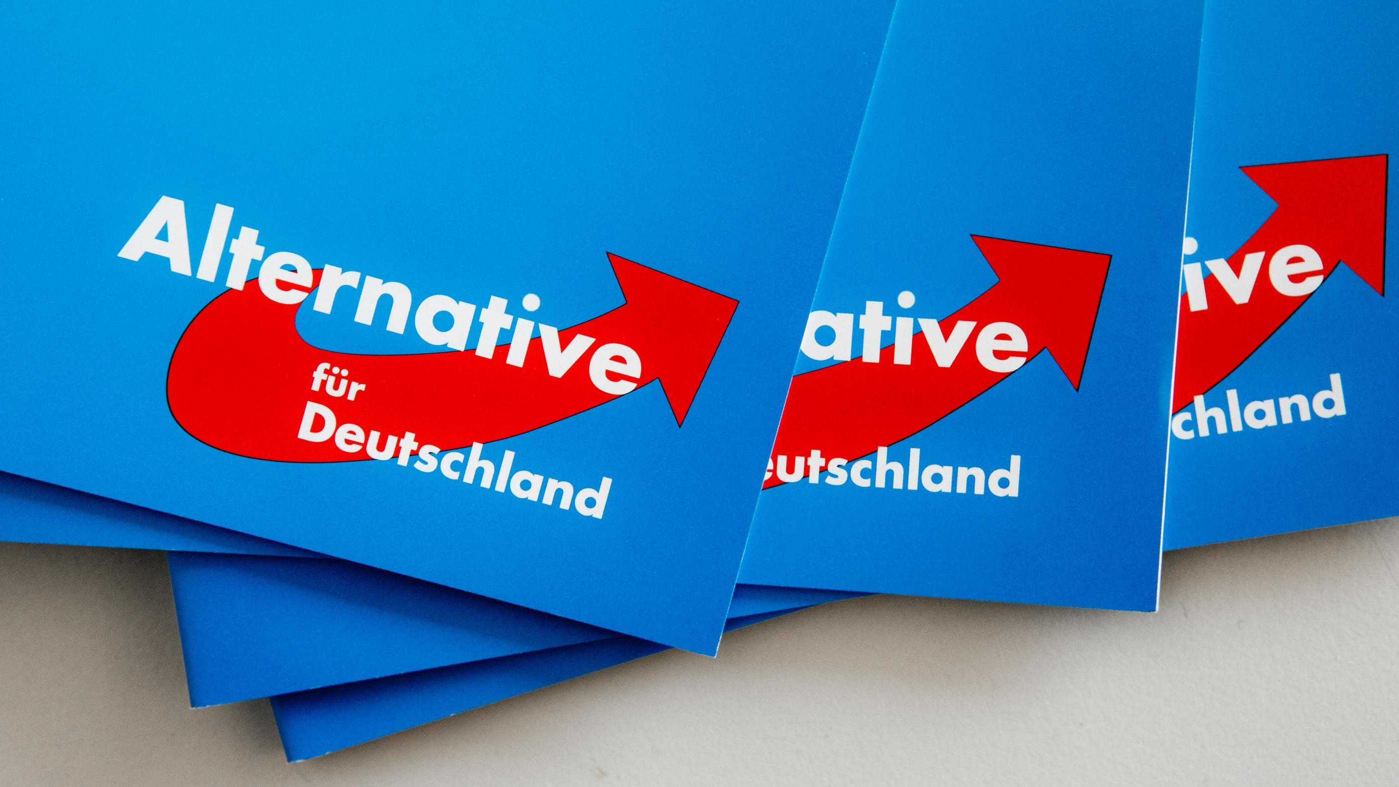 Das Logo der Alternative für Deutschland (AfD)