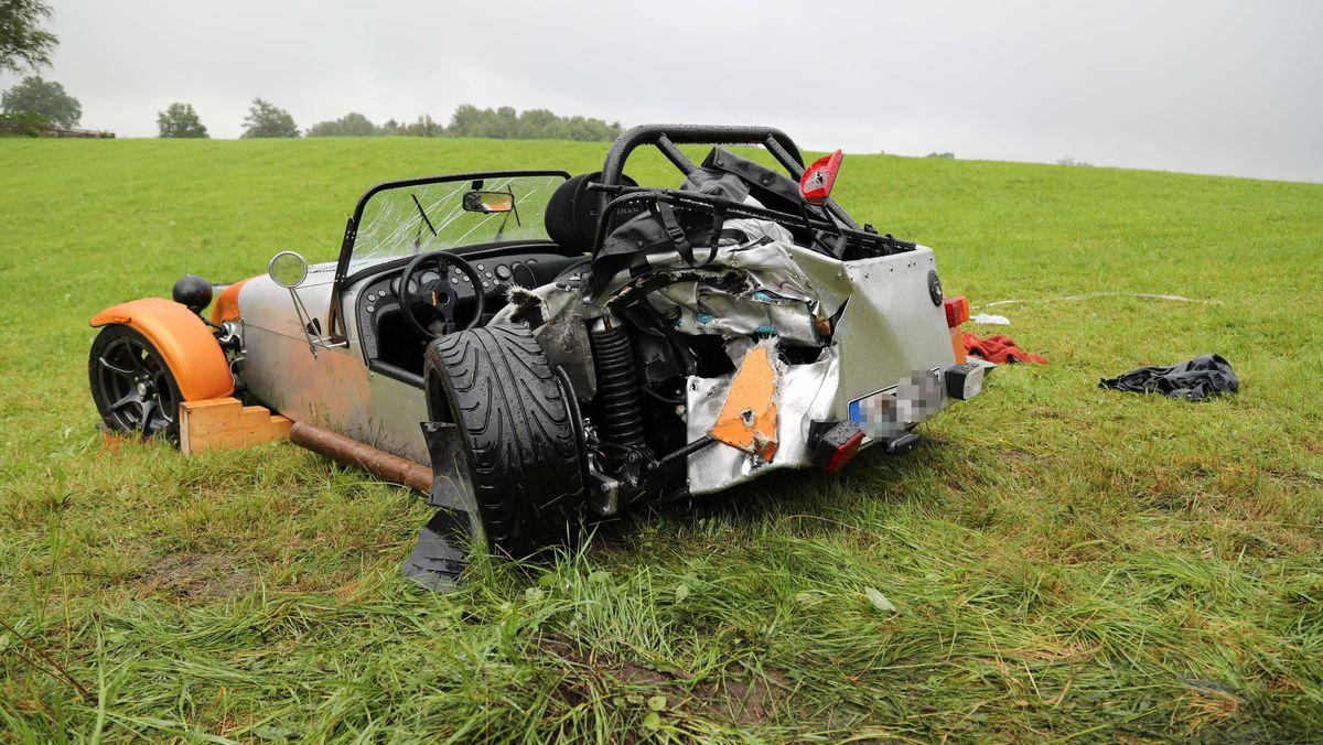 Bild vom Unfallort.