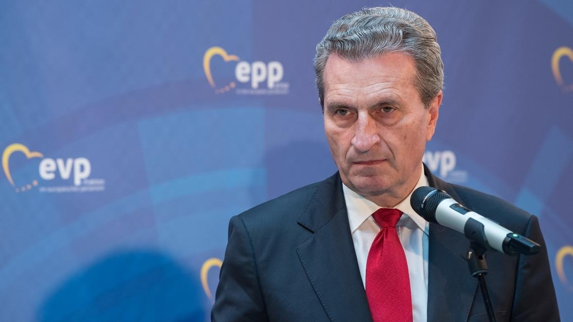 Klausur der EVP-Fraktion des Europaparlamentes