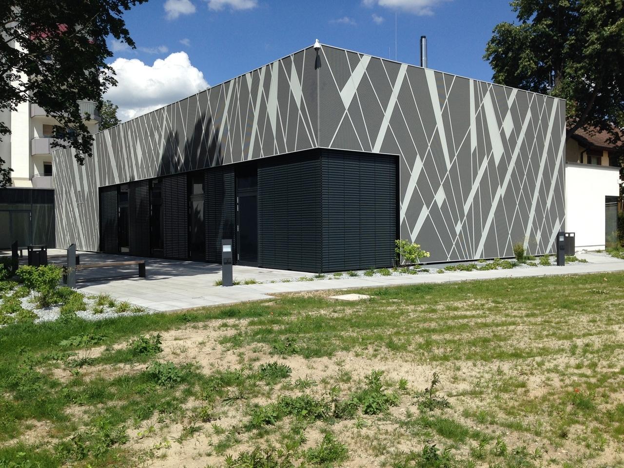 Jüdisches Gemeindezentrum in Nürnberg fertig | BR24