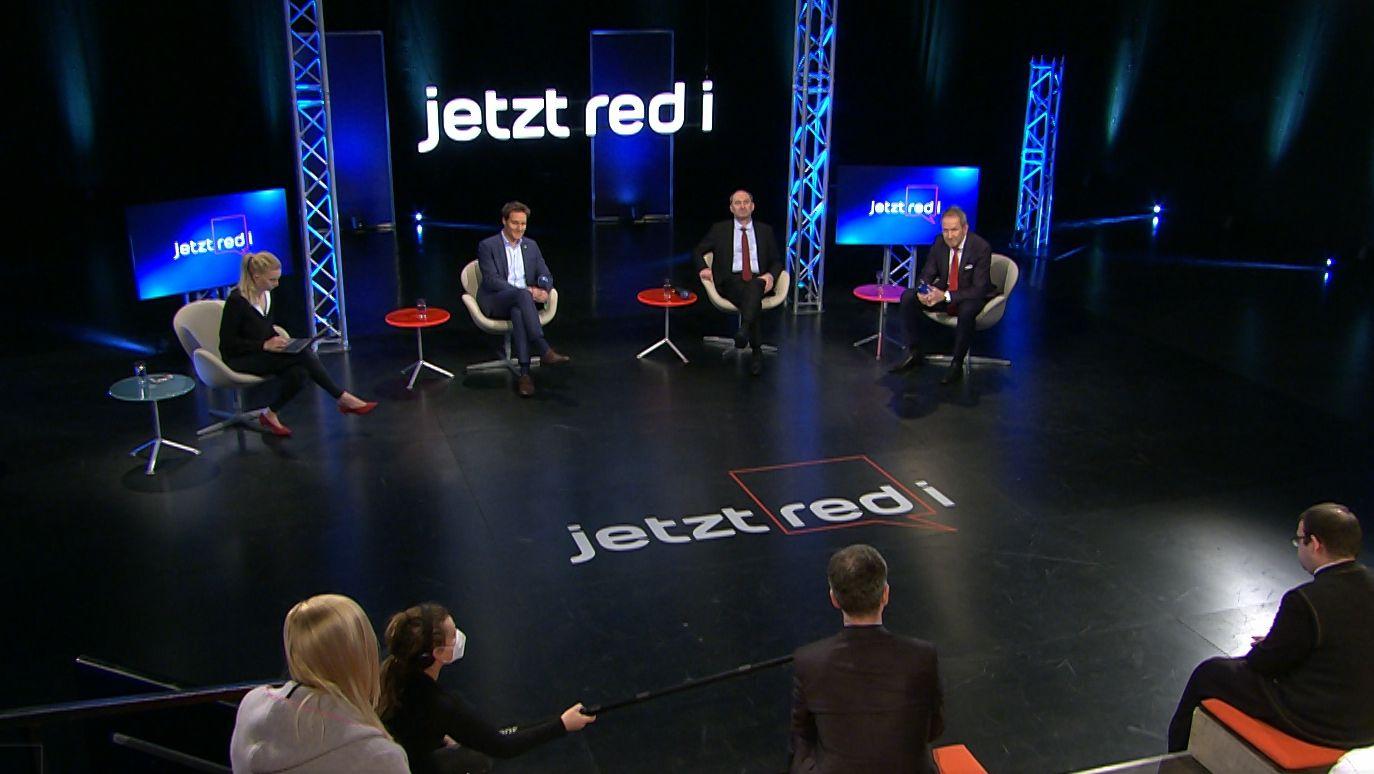 """""""Jetzt red i"""" im BR Fernsehen"""