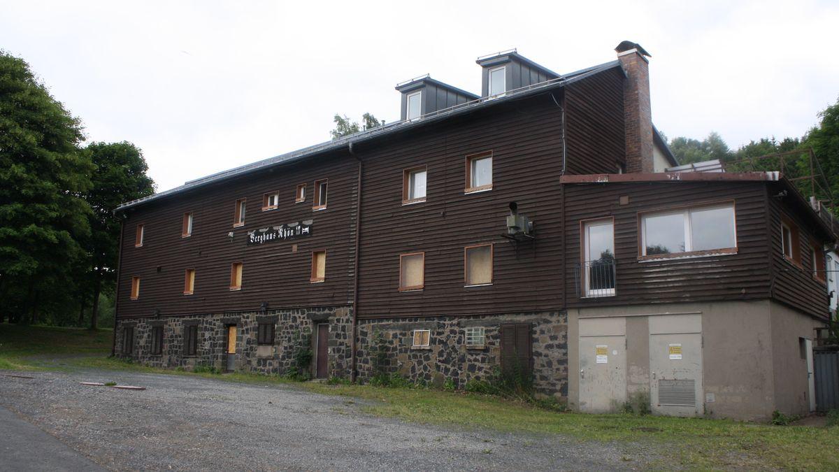 Das Berghaus Rhön