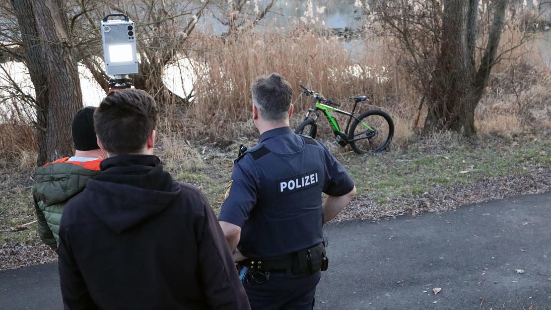 Fahrradunfall in Großheubach
