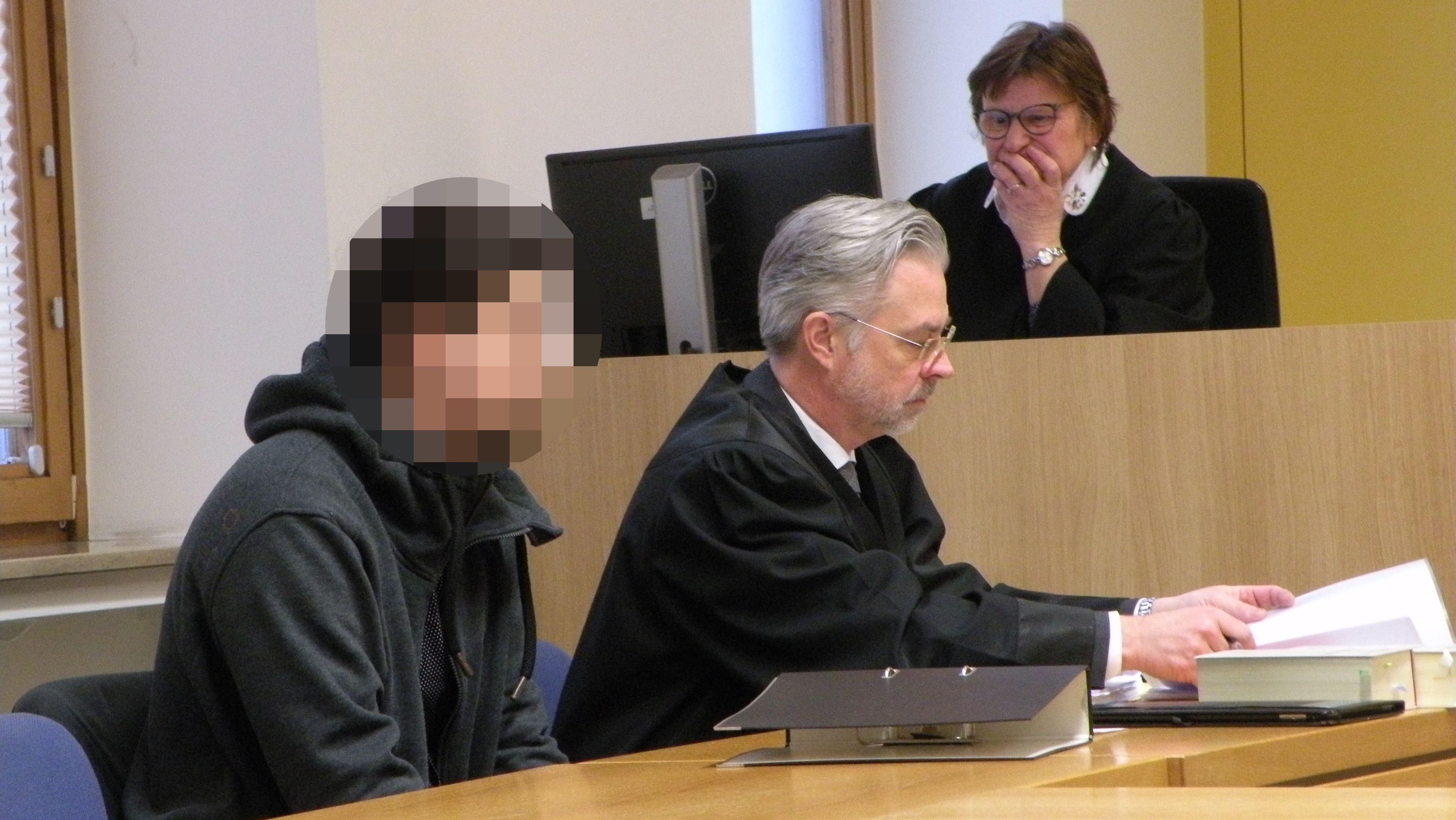 26-Jähriger wegen sexuellen Missbrauchs bei Stadtranderholung vor Gericht
