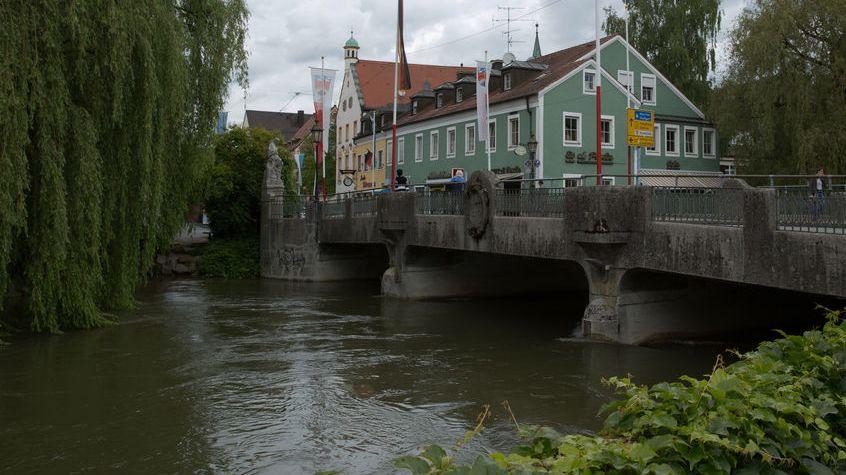 Amperbrücke in Fürstenfeldbruck,