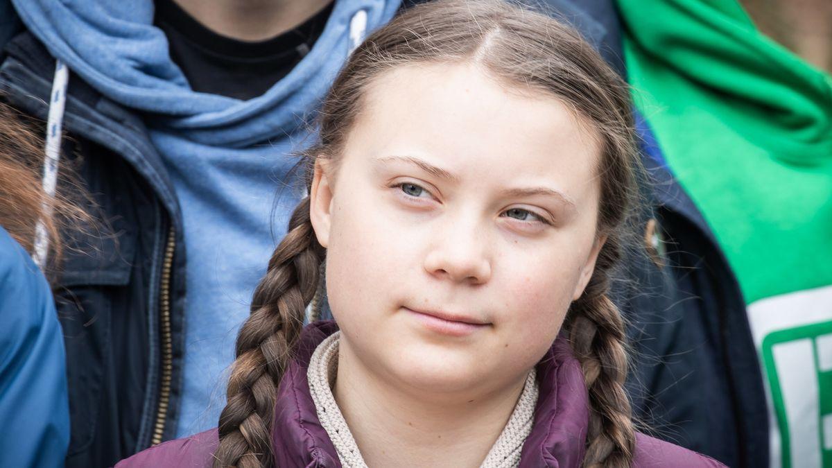 Die Umweltaktivistin Greta Thunberg (Archivbild)
