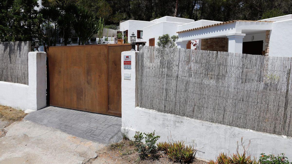 Die Villa auf Ibiza