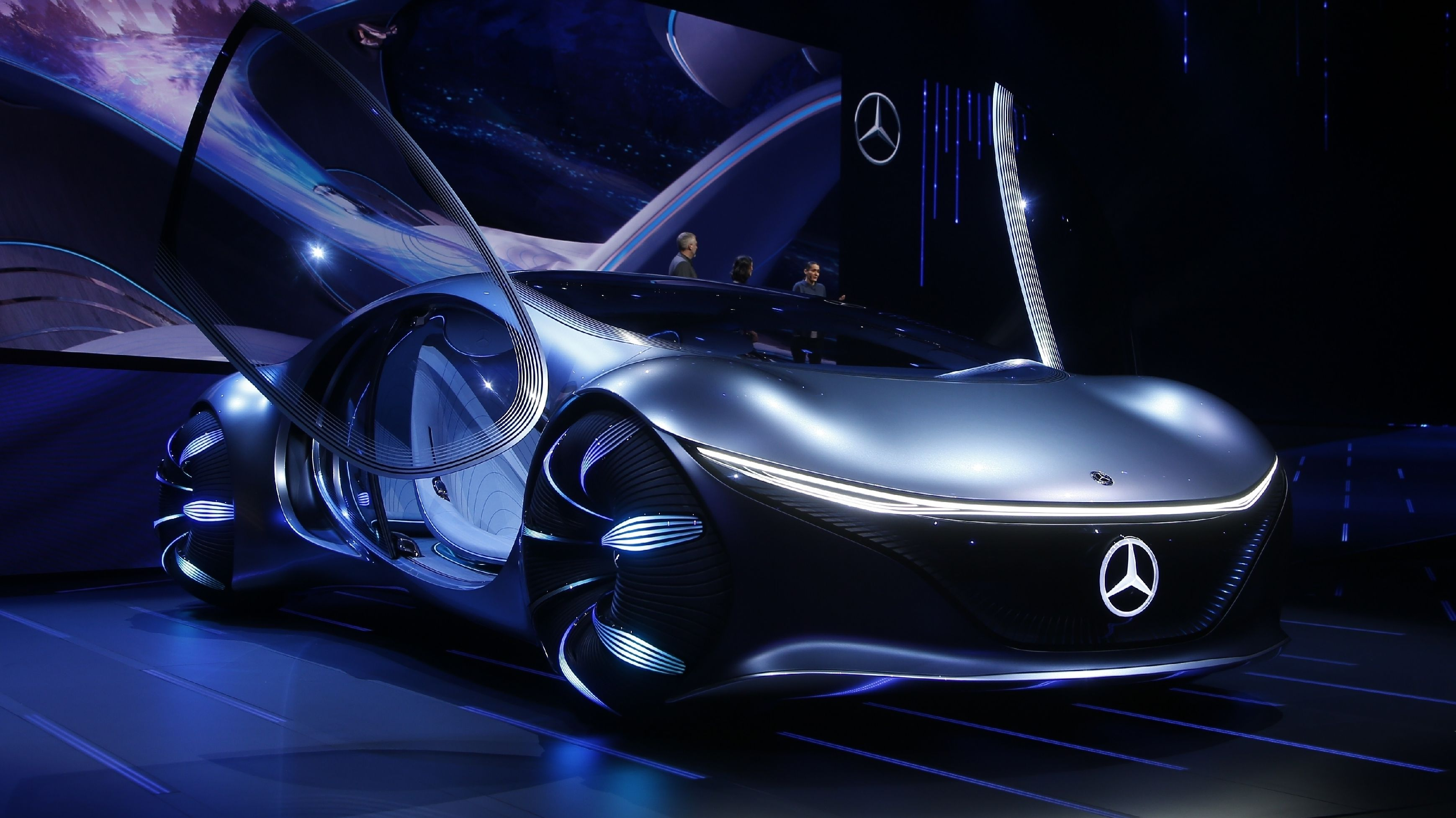 Die Consumer Electronics Show (CES) findet vom 09.01. - 10.01.2020 in Las Vegas statt.