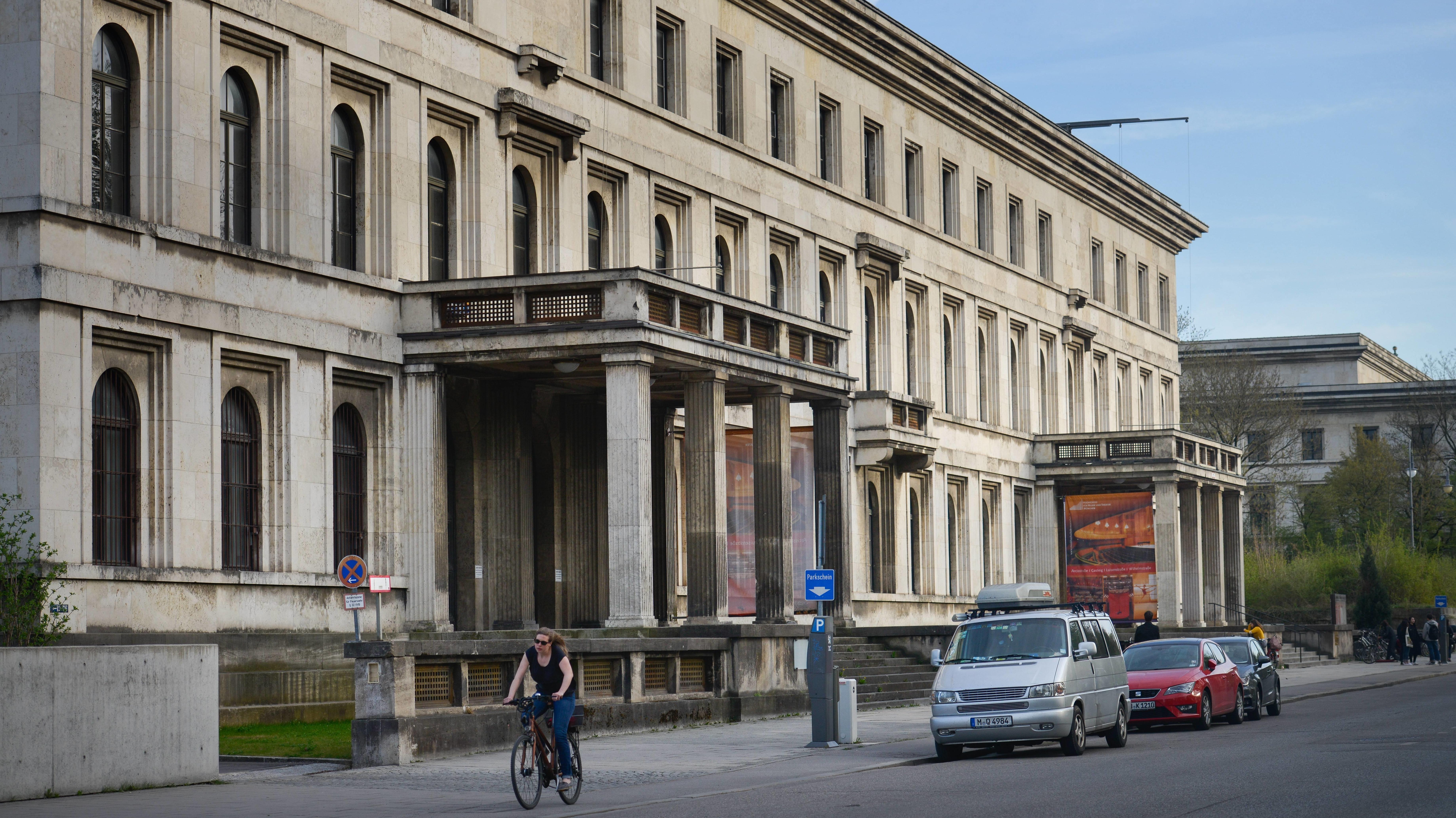 Die Münchner Hochschule für Musik und Theater