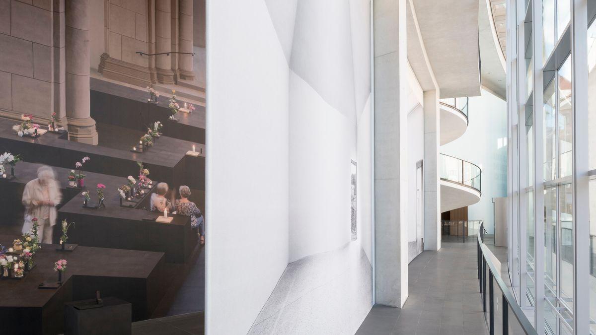 """Ausstellung """"Kontext.Staab Architekten"""" im Neuen Museum Nürnberg"""