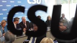 Söder soll nach dem Willen des CSU-Vorstands weitermachen | Bild:pa/dpa