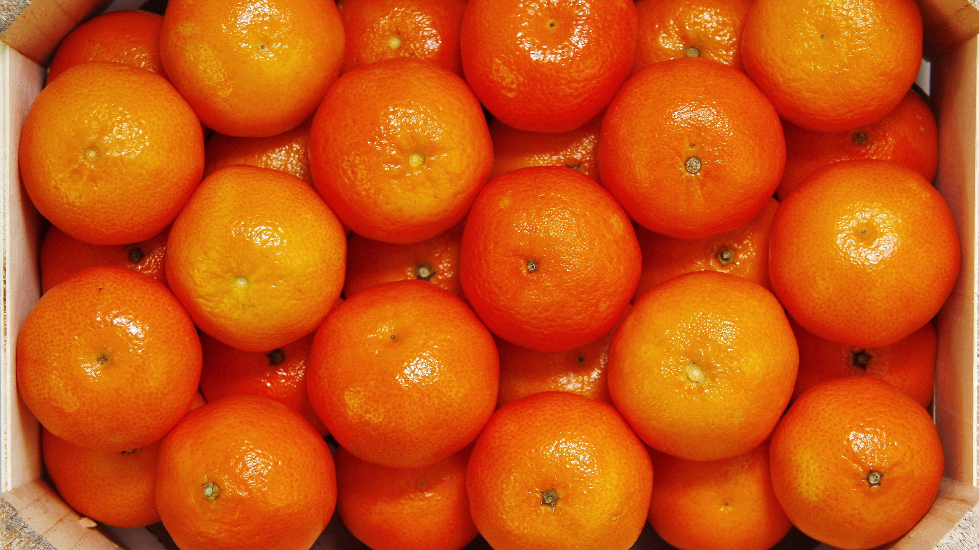 Mandarinen weisen oft Rückstände von Chlorpyrifos auf