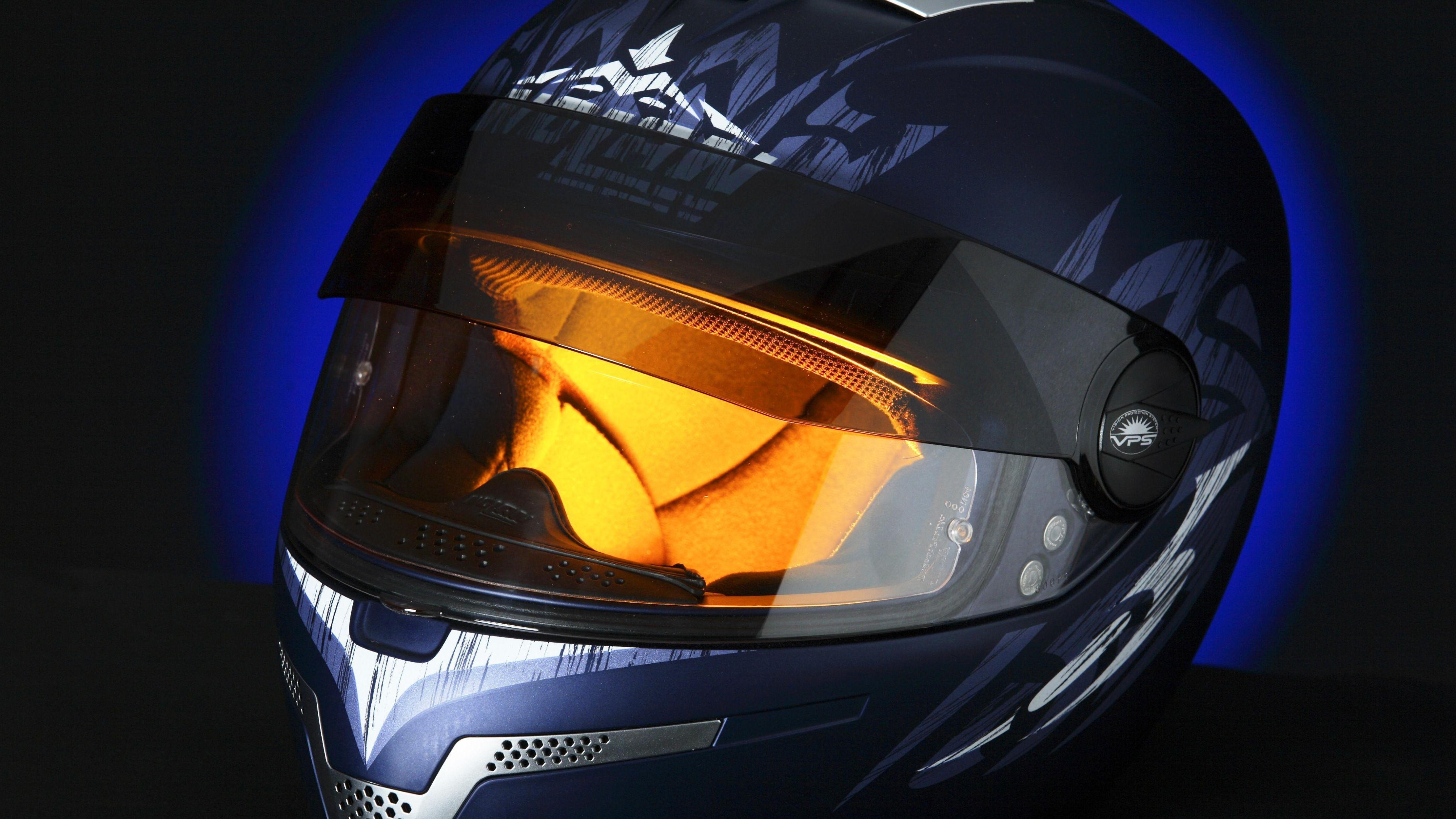 Symbolbild Motorradhelm