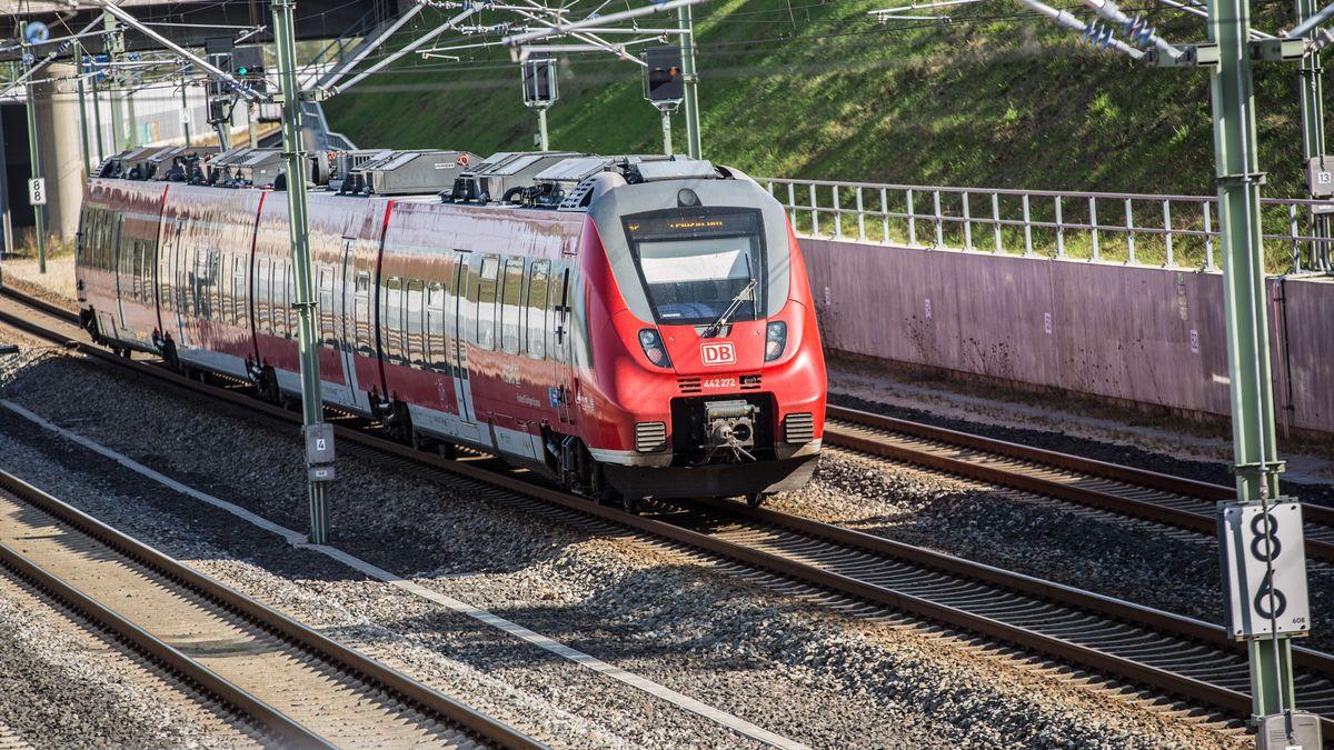 Im Landkreis Bamberg kommt es aufgrund von Bauarbeiten zu Behinderungen im Bahnverkehr.