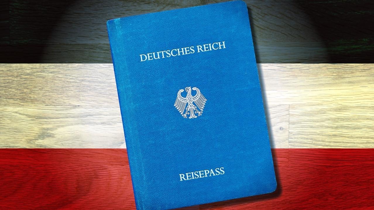 Reichsbürger-Pass