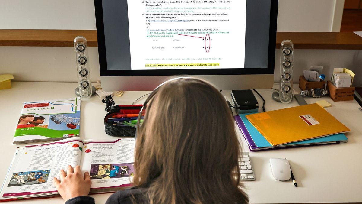Symbolbild Homeschooling