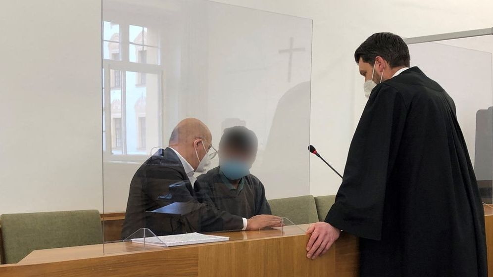 Lebenslange Haft für Mörder von Obergünzburg