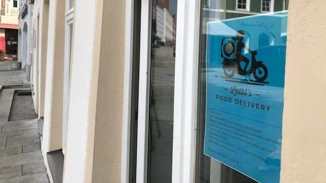 Das Restaurant Lubil am Stadtplatz von Eggenfelden bietet Lieferservice an