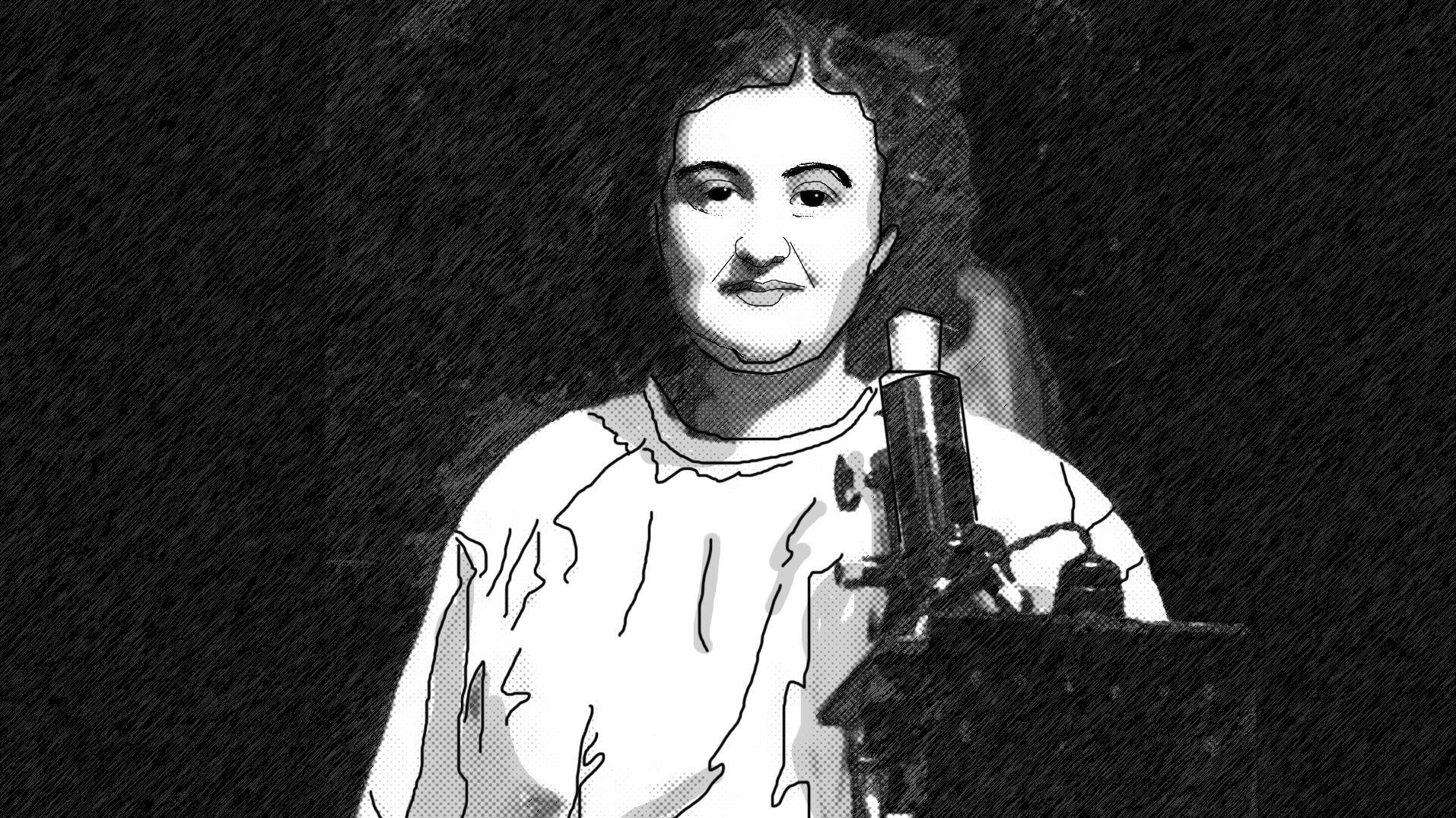 Virologin June Almeida