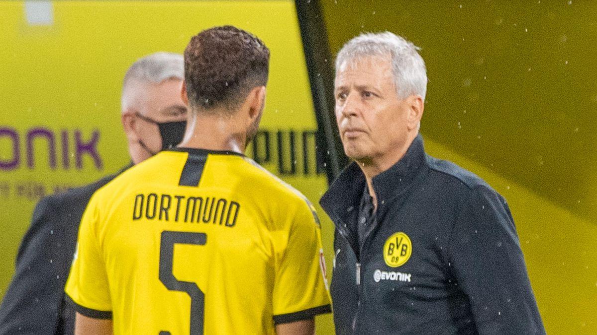Lucien Favre bleibt Trainer in Dortmund
