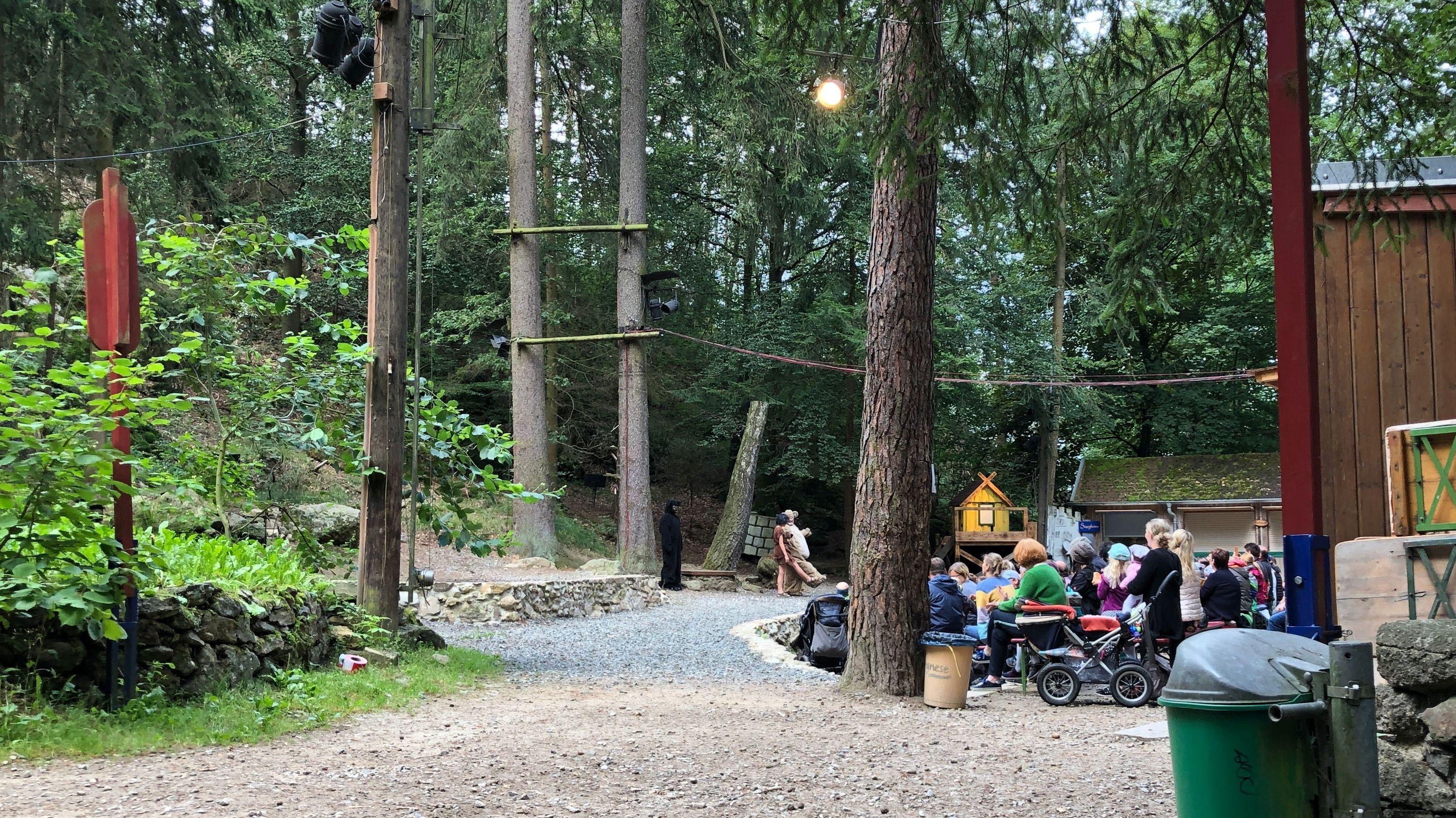 Die Waldbühne bei Furth im Wald