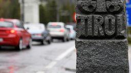 Grenzübergang bei Mittenwald | Bild:pa/Dpa/Angelika Warmuth