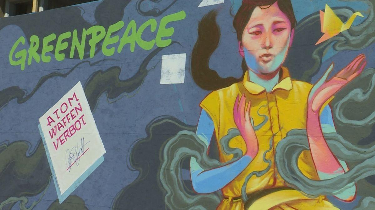 Würzburg gedenkt Atombombenabwürfen auf Japan