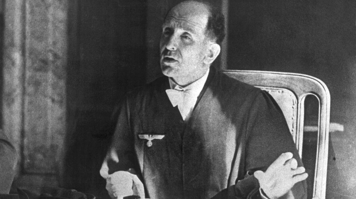 NS-Richter Roland Freisler