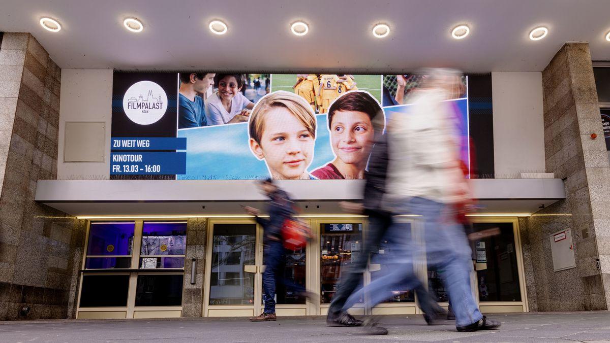 Kinos dürfen öffnen - unter Auflagen