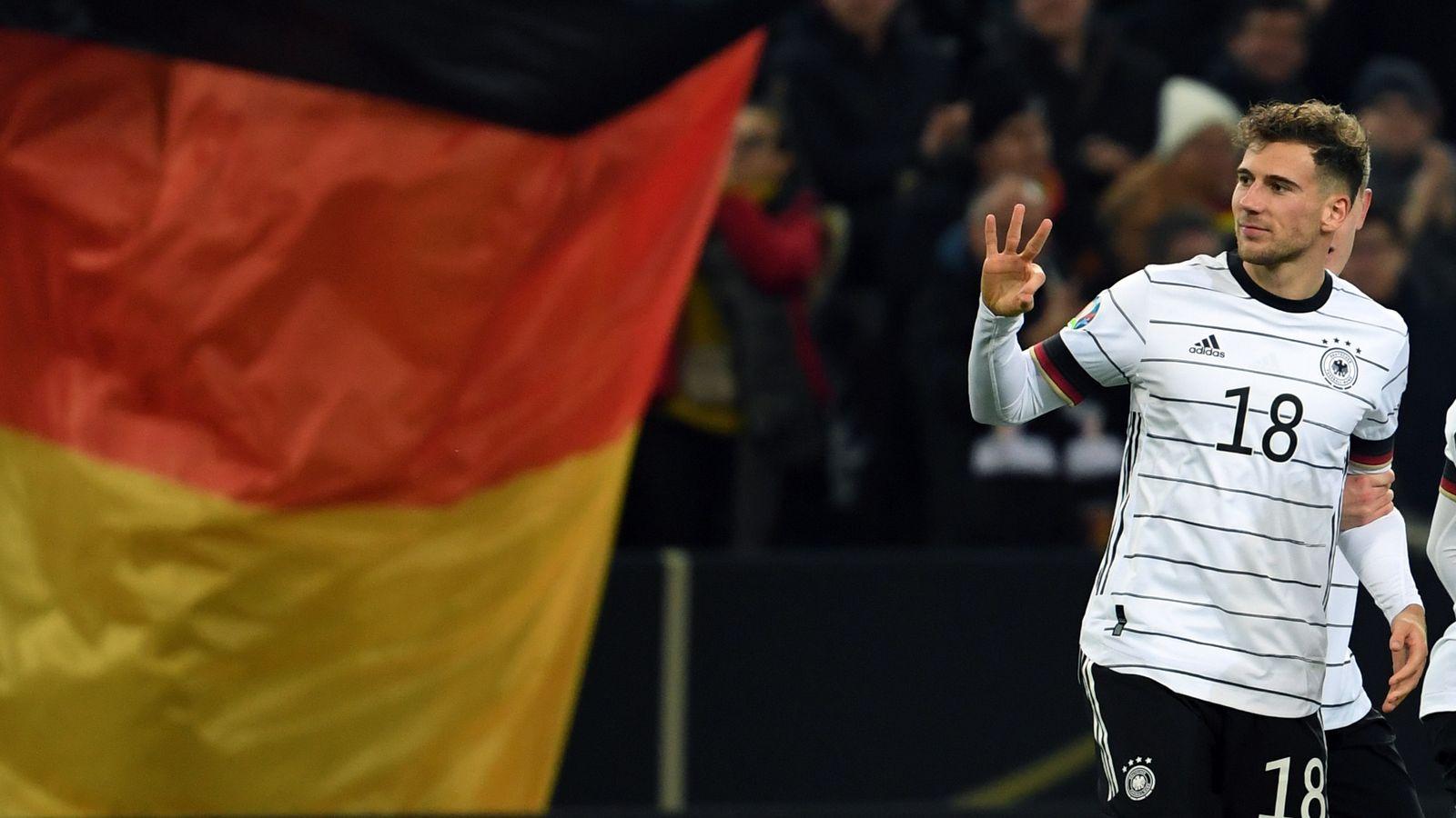 Deutschland Fur Fussball Em 2020 Qualifiziert Br24
