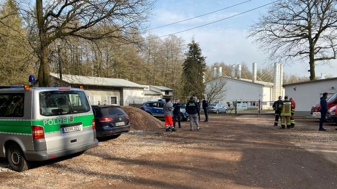 Bild von Einsatz in Nittenau