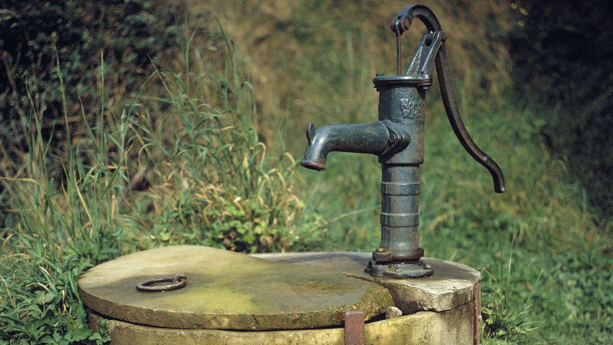 """Die meisten Brunnen belegen laut einer Studie der Universität Halle-Wittenberg einen """"Klimawandel im Untergrund""""."""
