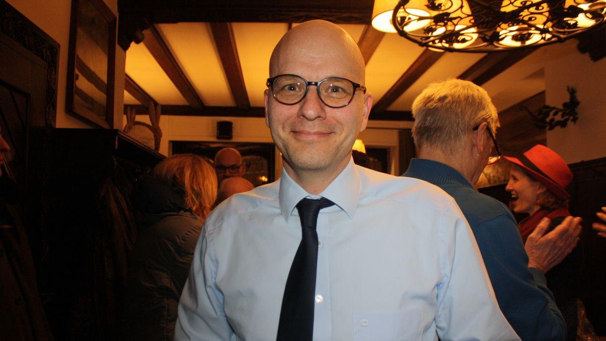 Dirk Vogel (SPD) heißt der neue Oberbürgermeister von Bad Kissingen