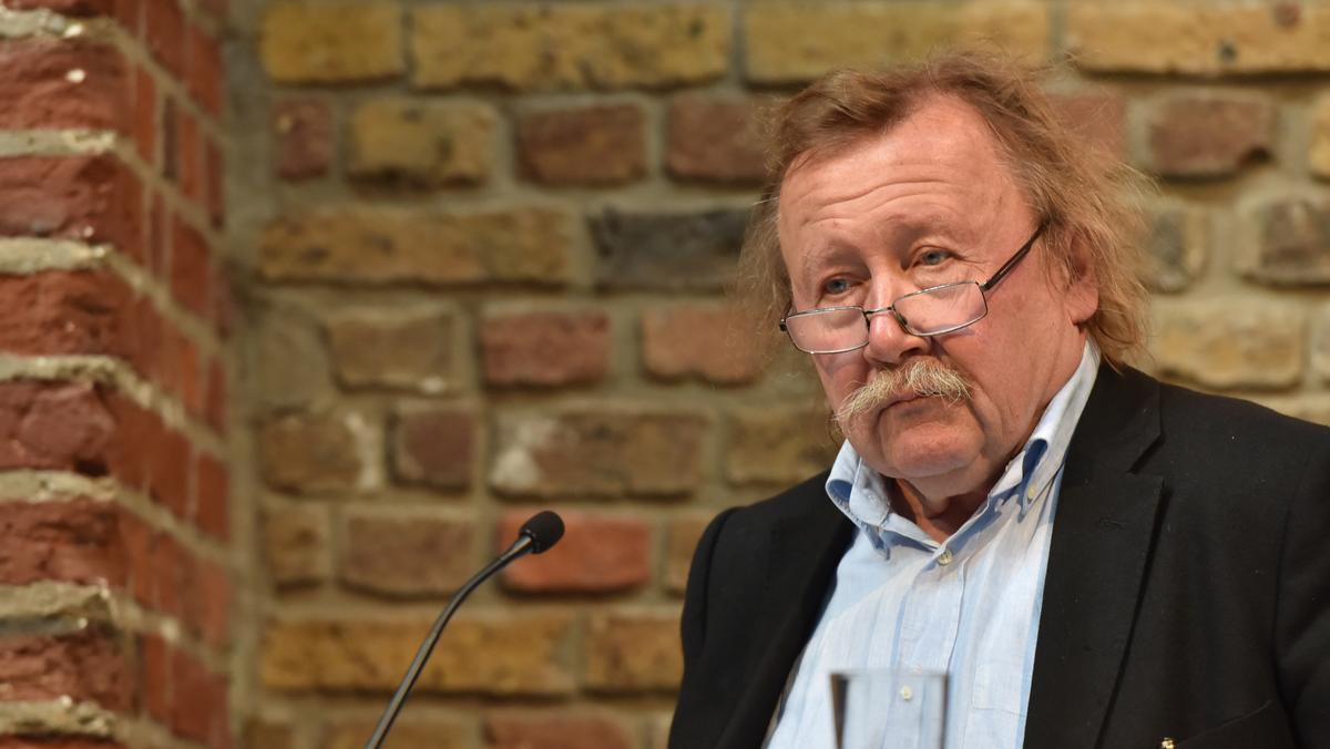 Der Autor und Philosoph Peter Sloterdijk
