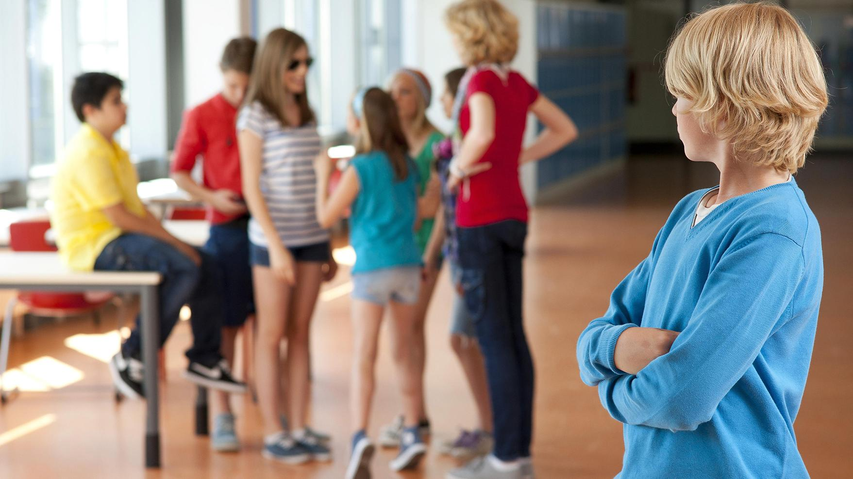 Mobbing in der Schule: Wo finden Kinder Hilfe?