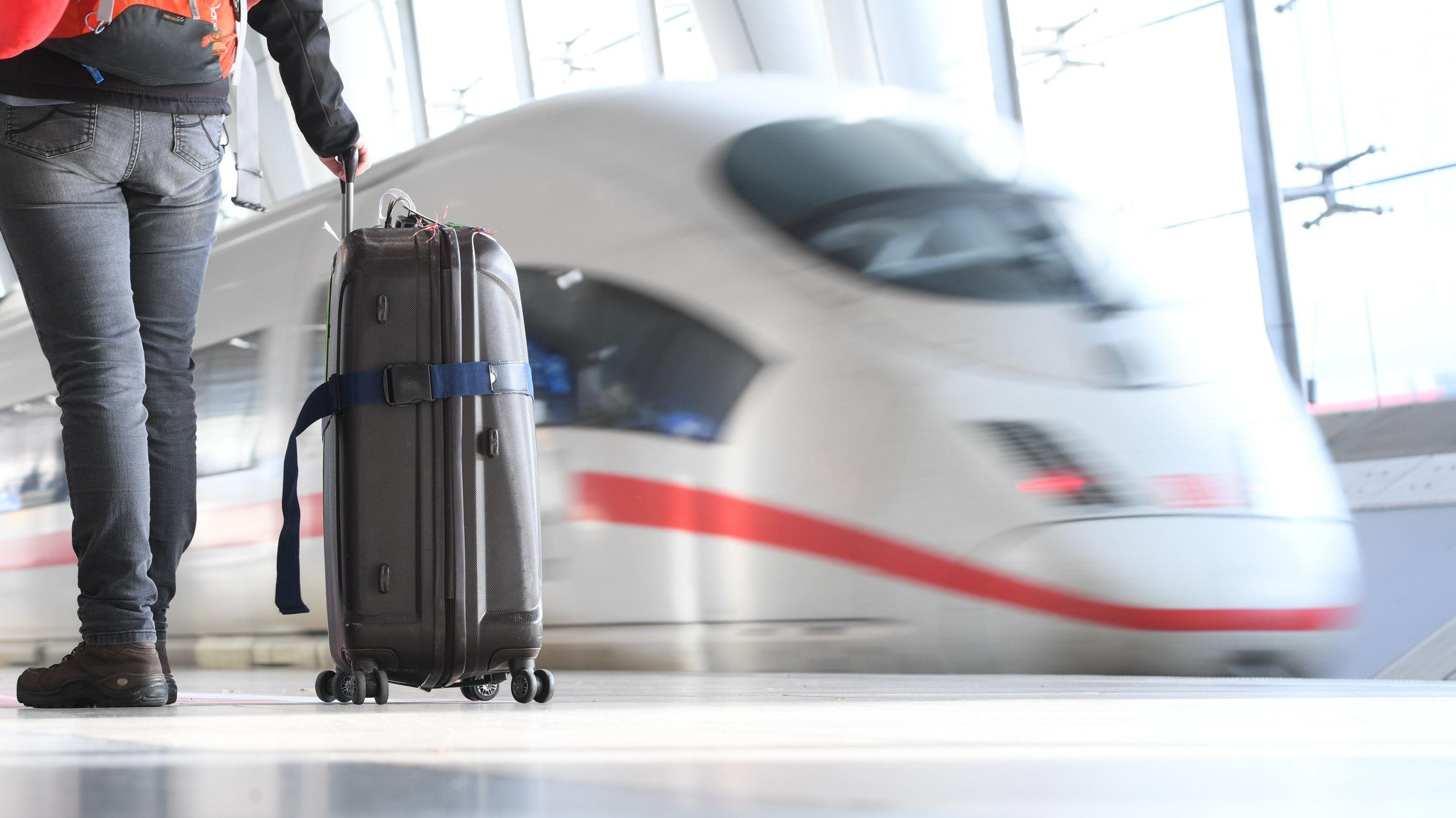 Ab dem 1. Januar gelten bei der Bahn günstigere Ticketpreise.