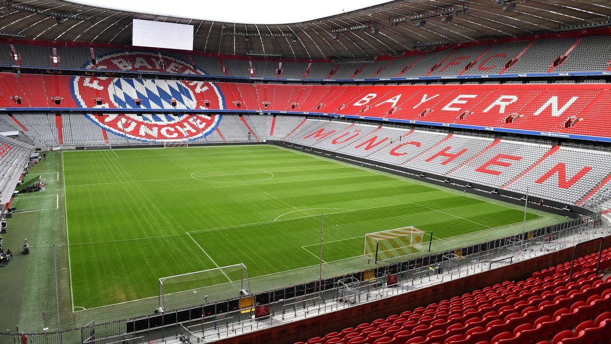 Die Münchner Arena