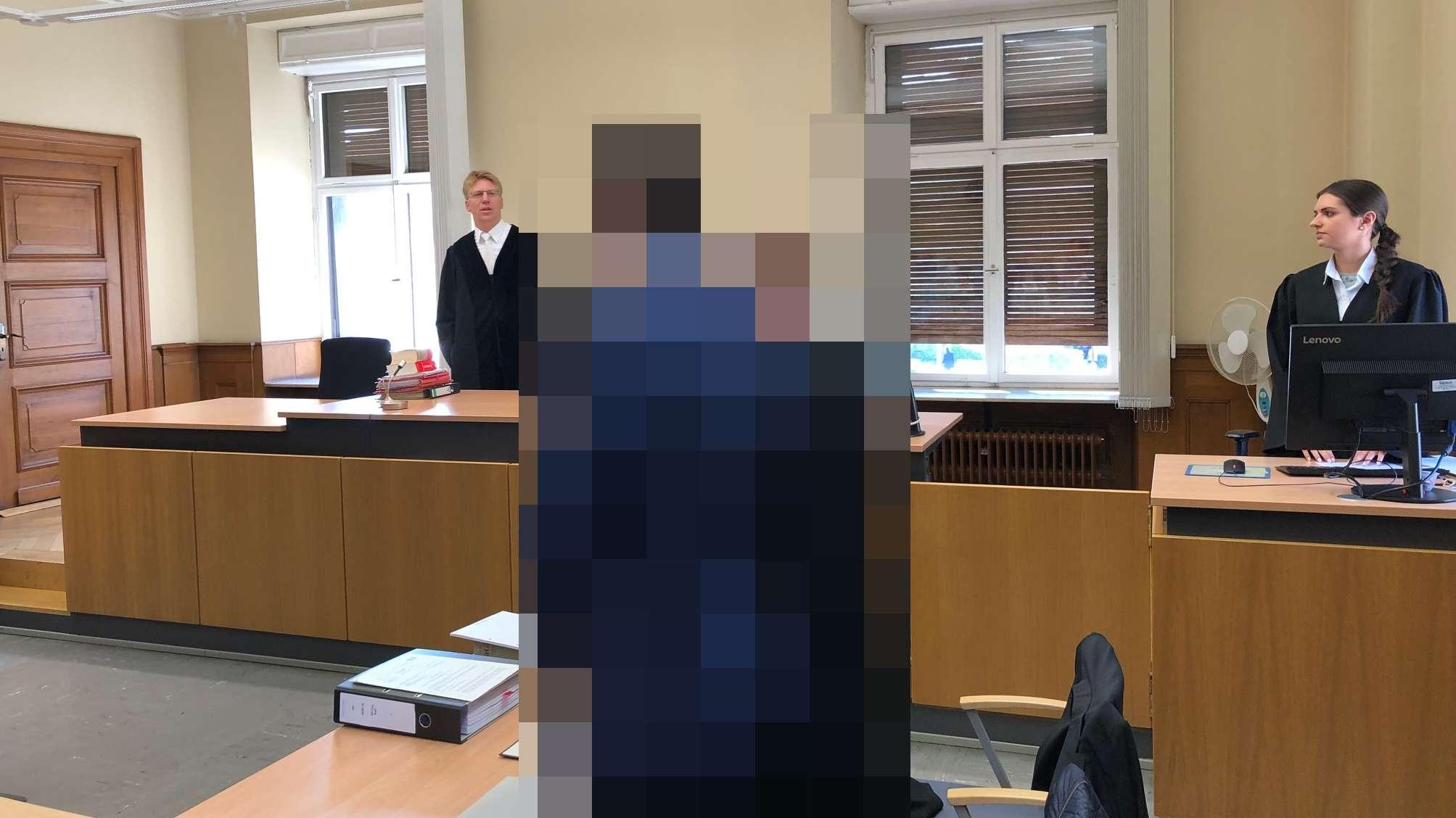 Prozessbeginn gegen Schweinfurter Bestatter