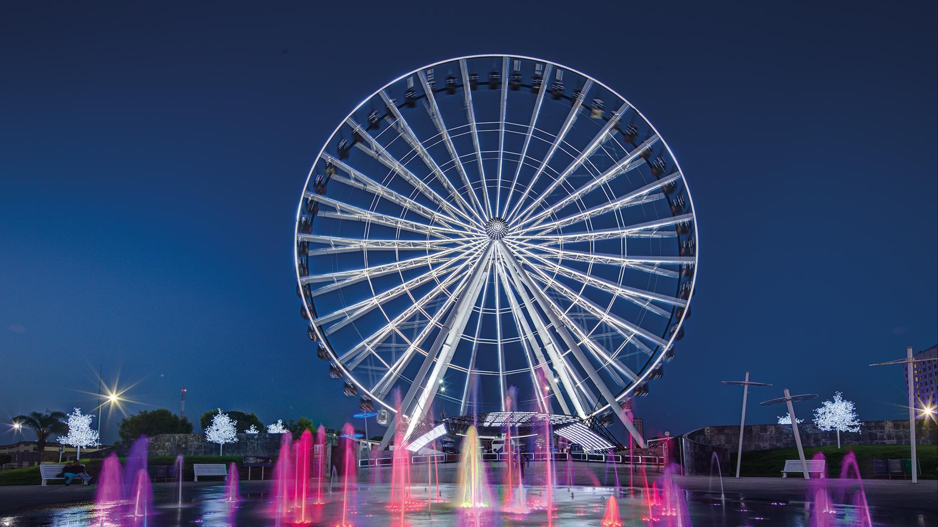 Wheel of Munich (WOM)