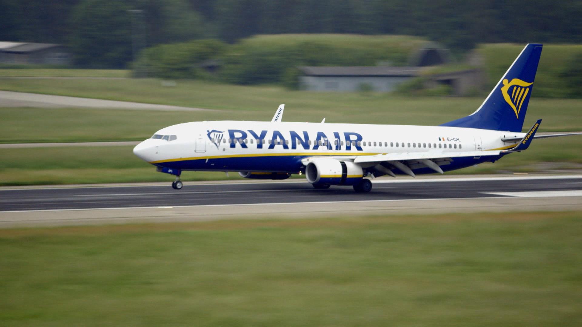 Ryanair Maschine