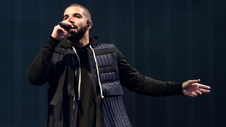 Meistgestreamt in den 10er Jahren: Der kanadische Rapper Drake