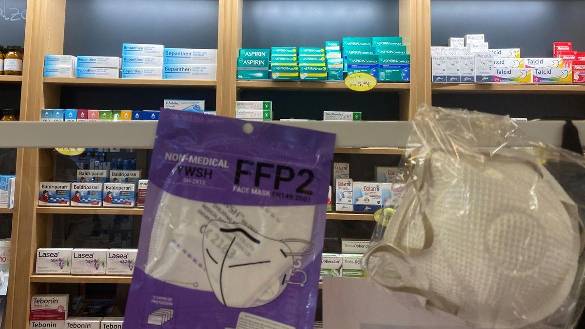 Berechtigte sollen ab heute in Apotheken umsonst FFP2-Masken bekommen. Das hat die Bundesregierung vergangene Woche beschlossen.