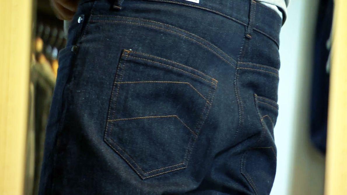 Bleed - Jeans aus Franken