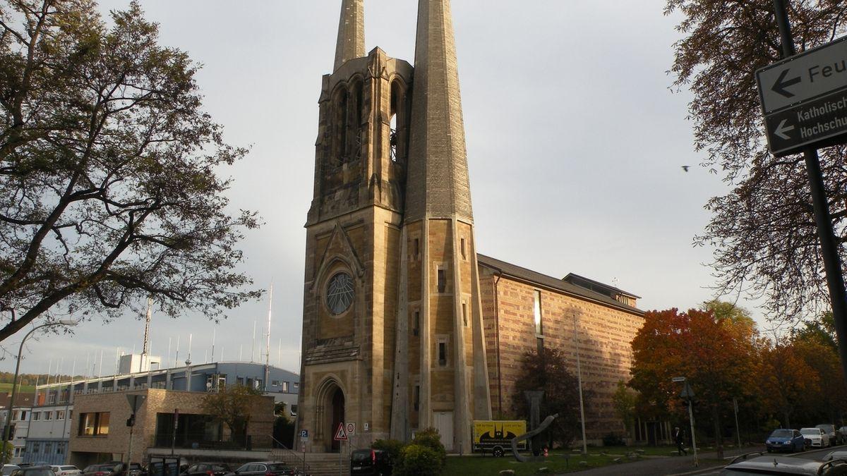 St. Johannis-Kirche in Würzburg
