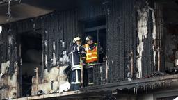 Courchevel: Tote und Verletzte bei Brand   Bild:picture alliance/Sylvain Muscio/MAXPPP/dpa