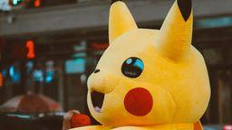 Pikachu: Immer noch das Gesicht der Pokémon.   Bild:Jon Tyson