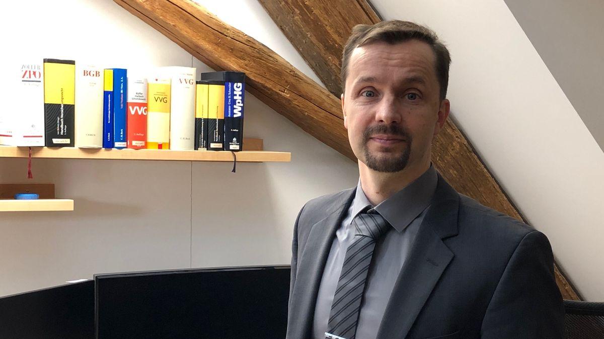 Würzburger Anwalt Alexander Lang