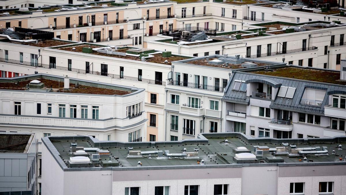 Wohnsiedlung in Berlin